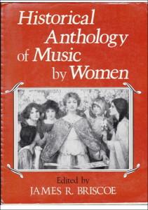 女性作曲家譜例集(米)