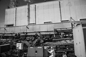 不慮の事故が絶えない福島第一原発の復旧現場 = 2012年10月 大熊町夫沢