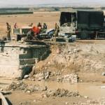 写真5:アフガニスタン2002年カブール市内のイギリス人 政府と敵対勢力との区別は付け難い