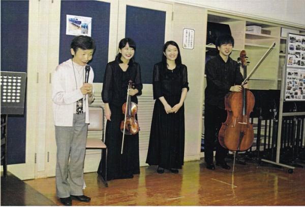 矯風会コンサート(2)